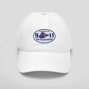 9-11 fireman firefighte Cap