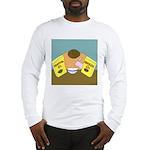Fruitful O's (No Text) Long Sleeve T-Shirt