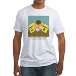 Fruitful O's Fitted T-Shirt