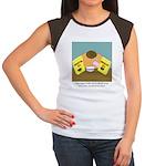 Fruitful O's Women's Cap Sleeve T-Shirt