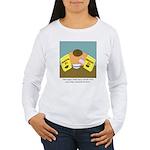Fruitful O's Women's Long Sleeve T-Shirt