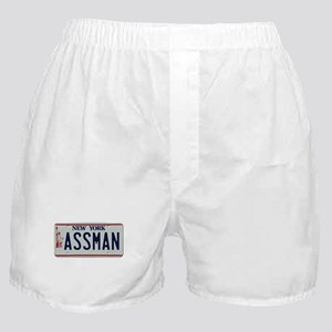 Seinfield Assman Boxer Shorts