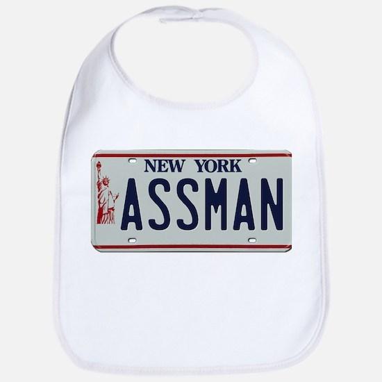 Seinfield Assman Bib