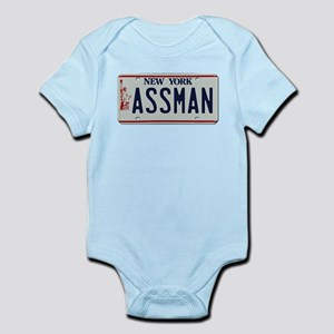 Seinfield Assman Infant Bodysuit
