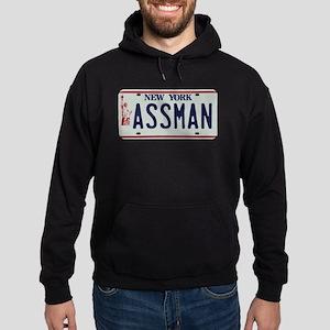 Seinfield Assman Hoodie (dark)