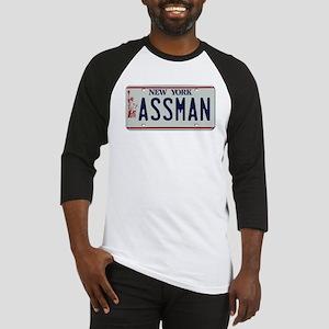 Seinfield Assman Baseball Jersey