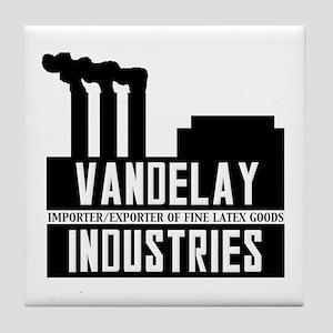 Vandelay Industries Seinfield Tile Coaster