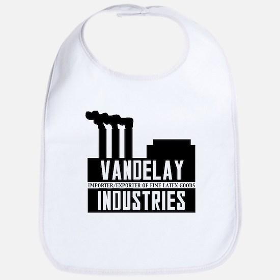 Vandelay Industries Seinfield Bib