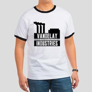 Vandelay Industries Seinfield Ringer T