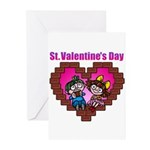 kuuma love 2 Greeting Cards (Pk of 20)