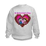 kuuma love 2 Kids Sweatshirt