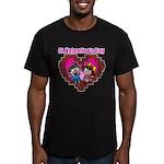 kuuma love 2 Men's Fitted T-Shirt (dark)