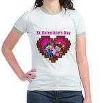 kuuma love 2 Jr. Ringer T-Shirt