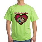 kuuma love 2 Green T-Shirt