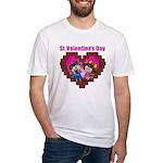 kuuma love 2 Fitted T-Shirt