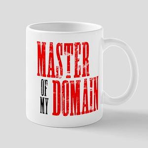 Master of My Domain Seinfield Mug