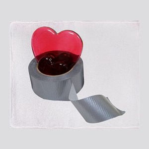 HeartbreakRepairKit071809 Throw Blanket