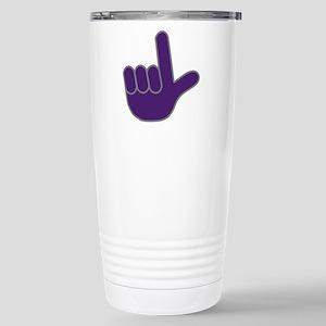 Big Purple Loser Stainless Steel Travel Mug