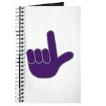 Big Purple Loser Journal