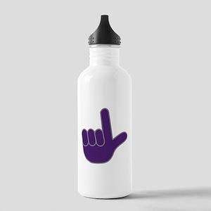 Big Purple Loser Stainless Water Bottle 1.0L