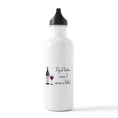I feel better... Stainless Water Bottle 1.0L