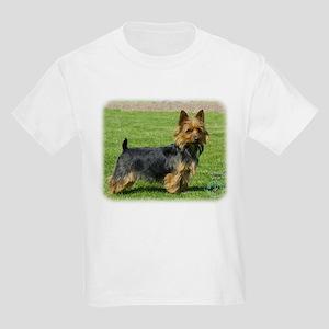 Australian Terrier 9R044D-70 Kids Light T-Shirt
