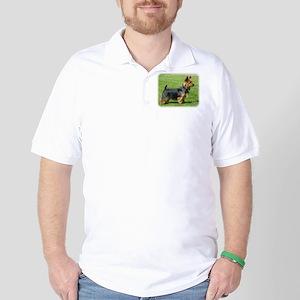 Australian Terrier 9R044D-62 Golf Shirt