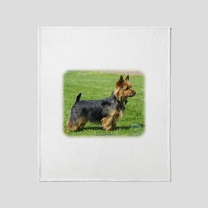 Australian Terrier 9R044D-62 Throw Blanket