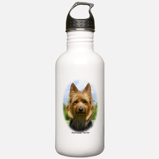 Australian Terrier 9R044D-19 Sports Water Bottle