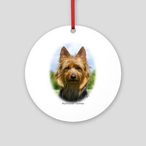 Australian Terrier 9R044D-19 Ornament (Round)