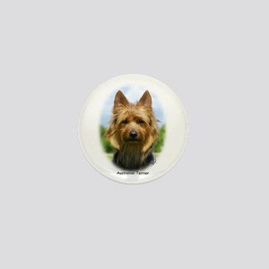 Australian Terrier 9R044D-19 Mini Button