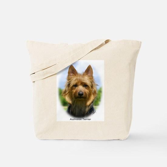 Australian Terrier 9R044D-19 Tote Bag