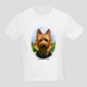 Australian Terrier 9R044D-19 Kids Light T-Shirt