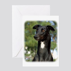 Greyhound 9R022-146 Greeting Card