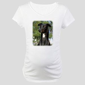 Greyhound 9R022-146 Maternity T-Shirt