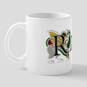 Rafferty Celtic Dragon Mug
