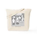 Unicorns on the Ark Tote Bag