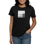 Piranha Pizza Women's Dark T-Shirt