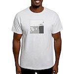 Piranha Pizza Light T-Shirt