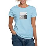 Piranha Pizza Women's Light T-Shirt