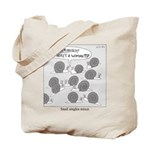 Snail Singles Mixer Tote Bag