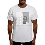 No Moleste (No Text) Light T-Shirt