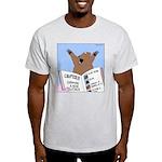 Surviving a Bear Attack Light T-Shirt