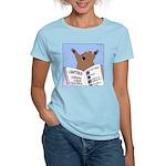 Surviving a Bear Attack Women's Light T-Shirt