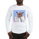 Surviving a Bear Attack Long Sleeve T-Shirt