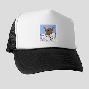 Surviving a Bear Attack Trucker Hat