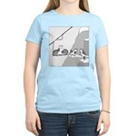 Goat Lift Women's Light T-Shirt