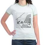 Goat Lift Jr. Ringer T-Shirt