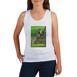 SQUIRREL! Women's Tank Top