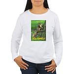 SQUIRREL! Women's Long Sleeve T-Shirt